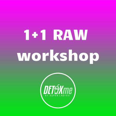 1+1 RAW workshop